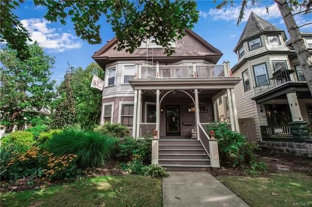 231 Norwood Avenue, Buffalo, NY 14222 (MLS #B1292736) :: Lore Real Estate Services