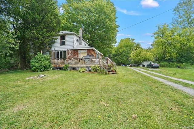 1894 Johnson Creek Road, Somerset, NY 14012 (MLS #B1292949) :: Robert PiazzaPalotto Sold Team