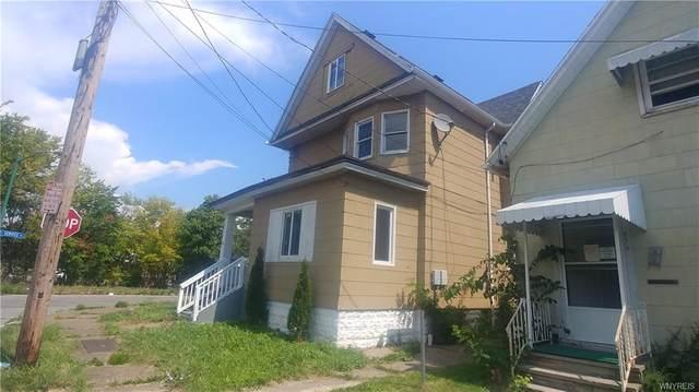 143 Weaver Street, Buffalo, NY 14206 (MLS #B1292957) :: Lore Real Estate Services