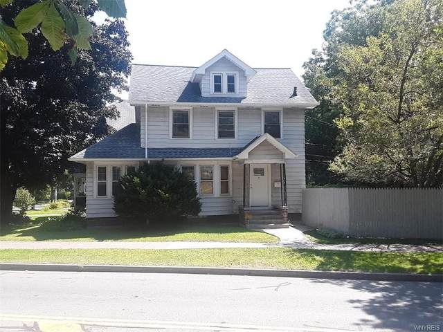 3 Highland Avenue, Rochester, NY 14620 (MLS #B1293137) :: Robert PiazzaPalotto Sold Team