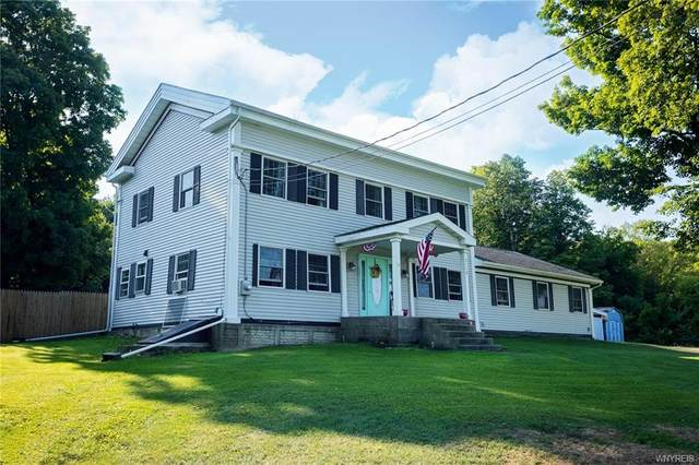 2159 Saltvale Road, Warsaw, NY 14569 (MLS #B1293147) :: Lore Real Estate Services