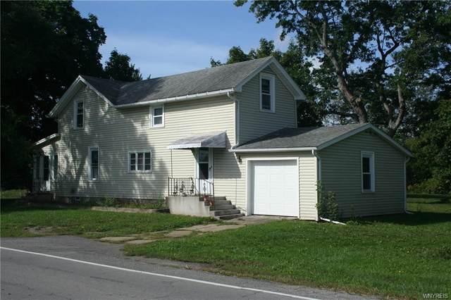 5855 Ridge Road, Newfane, NY 14094 (MLS #B1293356) :: Lore Real Estate Services