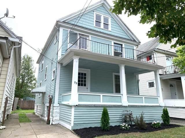 23 Wyandotte Avenue, Buffalo, NY 14207 (MLS #B1293415) :: Robert PiazzaPalotto Sold Team