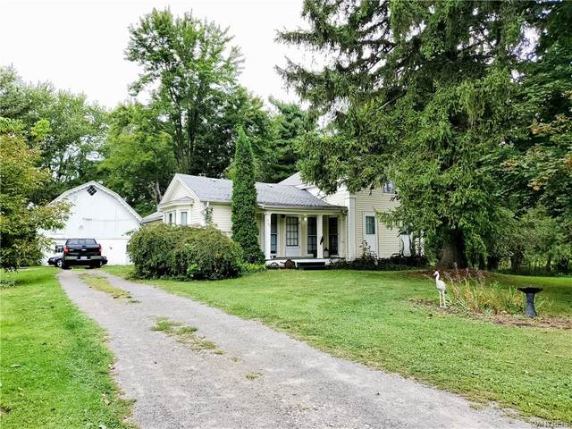 3100 Gaines Road, Gaines, NY 14411 (MLS #B1293418) :: Lore Real Estate Services