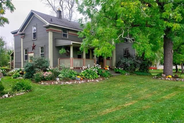 6245 Mann Rd Road, Royalton, NY 14001 (MLS #B1293510) :: Lore Real Estate Services