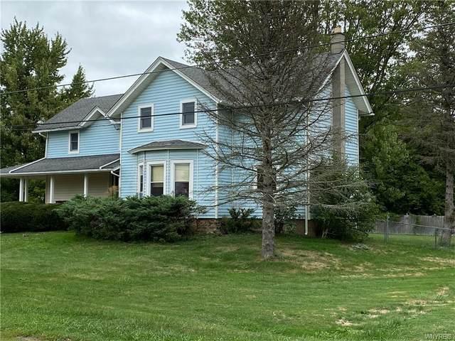 2417 Hosmer Road, Hartland, NY 14008 (MLS #B1293578) :: Lore Real Estate Services