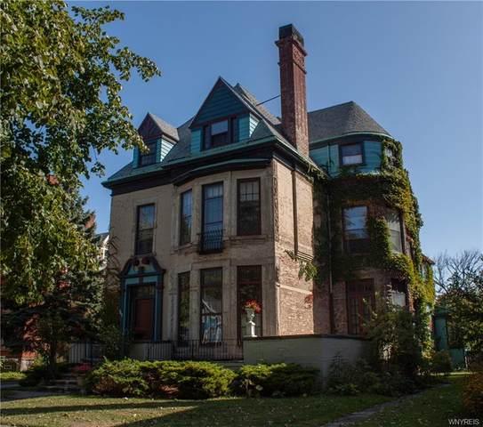 447 Linwood Avenue, Buffalo, NY 14209 (MLS #B1293635) :: 716 Realty Group