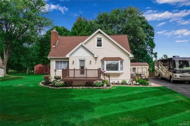 12168 Liberia Road, Marilla, NY 14052 (MLS #B1293778) :: Lore Real Estate Services