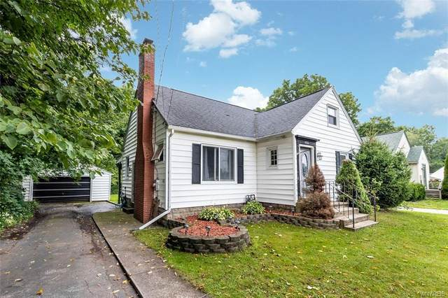 14116 Hillview Avenue, Collins, NY 14034 (MLS #B1293804) :: BridgeView Real Estate Services