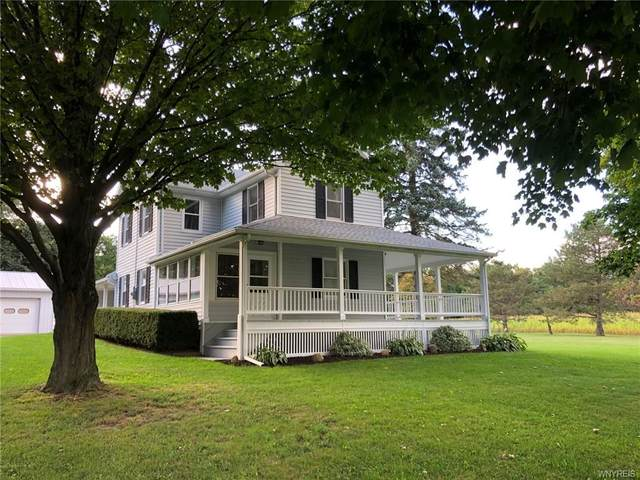 2048 Simmons Road, Perry, NY 14530 (MLS #B1293910) :: BridgeView Real Estate Services