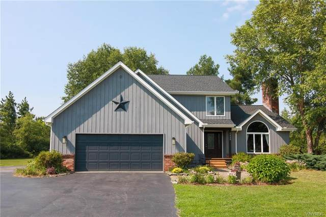 5222 Armor Duells Rd, Orchard Park, NY 14127 (MLS #B1293982) :: Robert PiazzaPalotto Sold Team