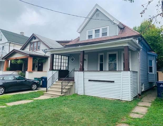 460 Berkshire Avenue, Buffalo, NY 14215 (MLS #B1294080) :: Lore Real Estate Services