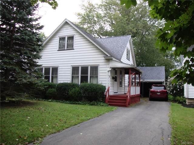 47 Park Boulevard, Lancaster, NY 14086 (MLS #B1294120) :: Lore Real Estate Services