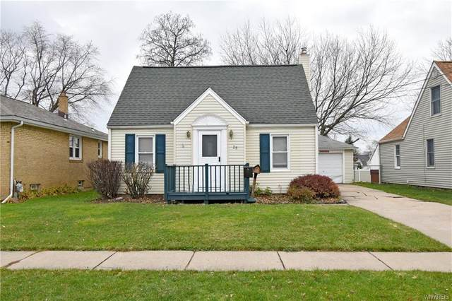 28 Barnsdale Avenue, West Seneca, NY 14224 (MLS #B1294238) :: Robert PiazzaPalotto Sold Team