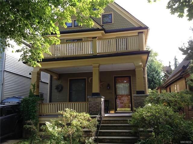 589 Breckenridge Street, Buffalo, NY 14222 (MLS #B1294287) :: Lore Real Estate Services