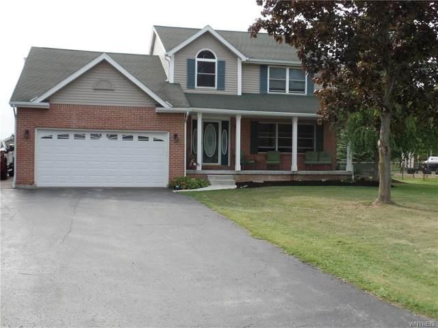 5210 Randolph Street, Cambria, NY 14132 (MLS #B1294341) :: Lore Real Estate Services