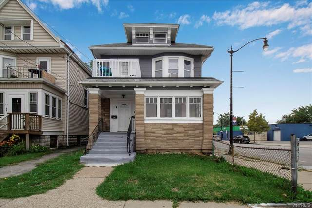 89 Macamley Street, Buffalo, NY 14220 (MLS #B1294345) :: Lore Real Estate Services