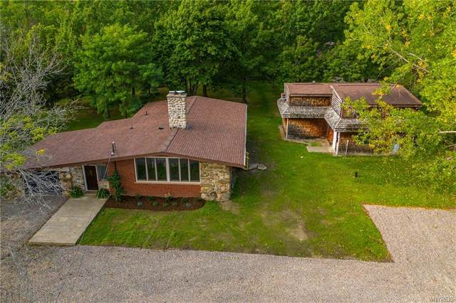 1467 Clinton Street Road, Bennington, NY 14011 (MLS #B1294404) :: BridgeView Real Estate Services