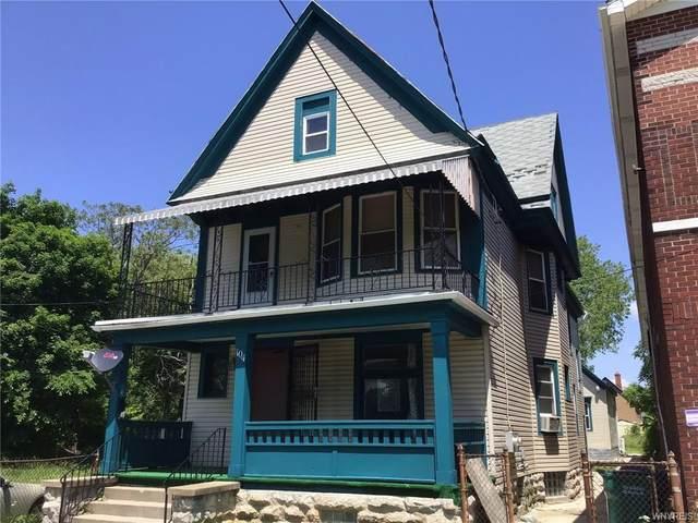 104 Kingsley Street, Buffalo, NY 14208 (MLS #B1294420) :: BridgeView Real Estate Services