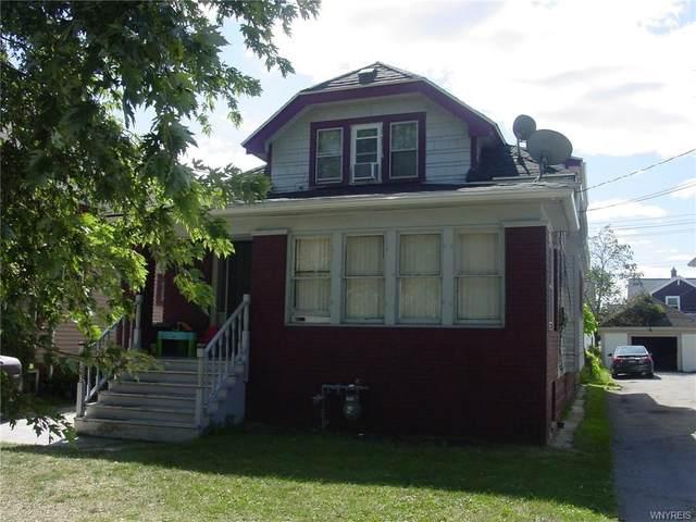 205 Hewitt Avenue, Buffalo, NY 14215 (MLS #B1294456) :: Robert PiazzaPalotto Sold Team