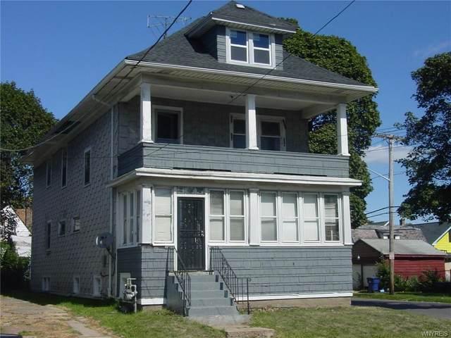 56 Sussex Street, Buffalo, NY 14215 (MLS #B1294463) :: Robert PiazzaPalotto Sold Team
