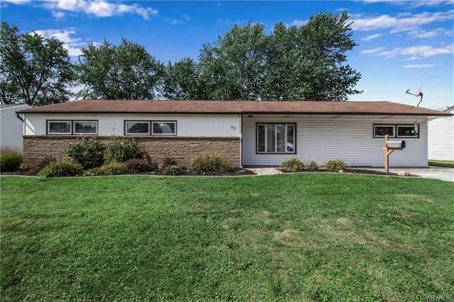 62 Alys Drive E, Cheektowaga, NY 14043 (MLS #B1294573) :: Lore Real Estate Services