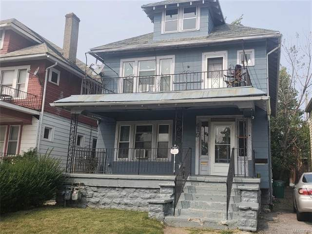 416 E Ferry Street, Buffalo, NY 14208 (MLS #B1294583) :: Robert PiazzaPalotto Sold Team