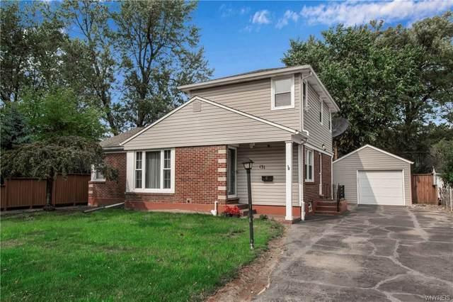 131 Jasper Drive, Amherst, NY 14226 (MLS #B1294624) :: 716 Realty Group