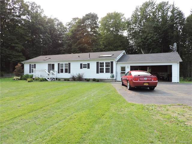 13692 Kerr Warner Road, Collins, NY 14034 (MLS #B1294816) :: Lore Real Estate Services