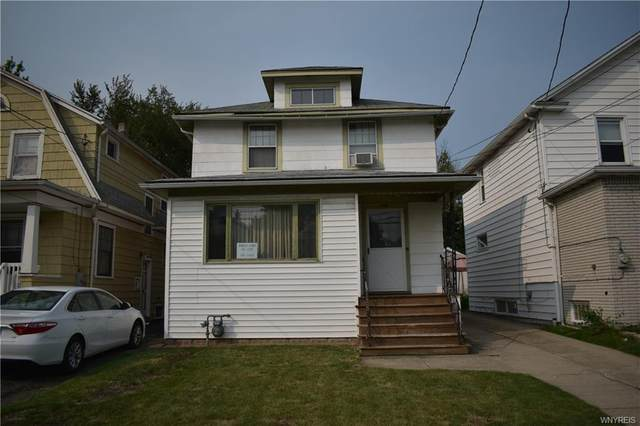 408 Highgate Avenue, Buffalo, NY 14215 (MLS #B1294838) :: Lore Real Estate Services