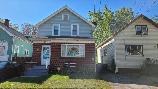 69 Phyllis Avenue, Buffalo, NY 14215 (MLS #B1294983) :: Lore Real Estate Services
