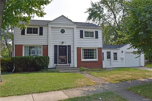 361 Hendricks Boulevard, Amherst, NY 14226 (MLS #B1295017) :: Lore Real Estate Services