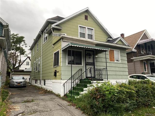 639 E Ferry Street, Buffalo, NY 14211 (MLS #B1295082) :: BridgeView Real Estate Services
