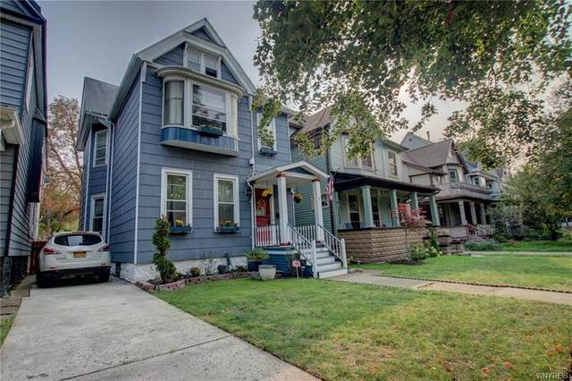 310 W Utica Street, Buffalo, NY 14222 (MLS #B1295126) :: Lore Real Estate Services