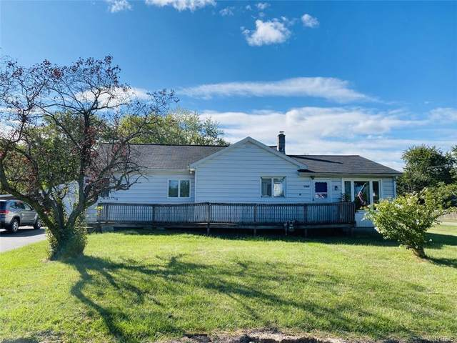 1144 Sweet Home Road, Lewiston, NY 14305 (MLS #B1295164) :: Lore Real Estate Services