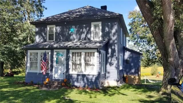 9817 Ridge Road, Hartland, NY 14105 (MLS #B1295272) :: Lore Real Estate Services