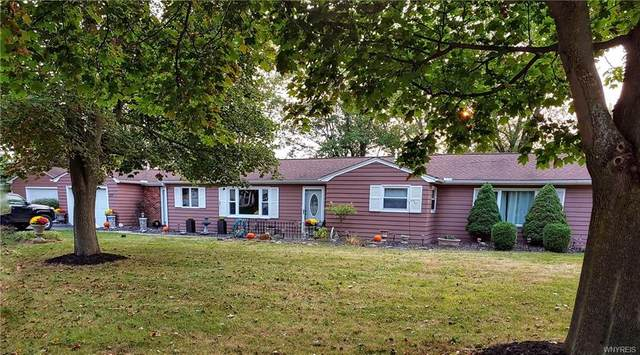 29 Amherston Drive, Amherst, NY 14221 (MLS #B1295296) :: 716 Realty Group