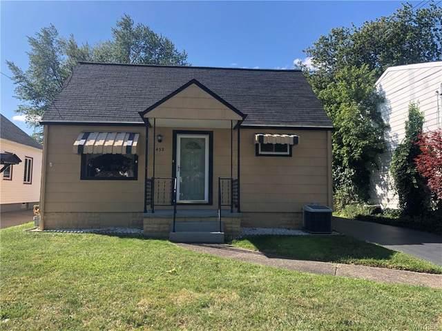 432 71st Street, Niagara Falls, NY 14304 (MLS #B1295318) :: Lore Real Estate Services