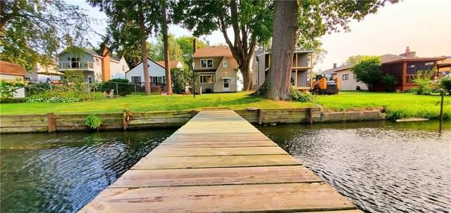 8420 W Rivershore Drive, Niagara Falls, NY 14304 (MLS #B1295320) :: Lore Real Estate Services