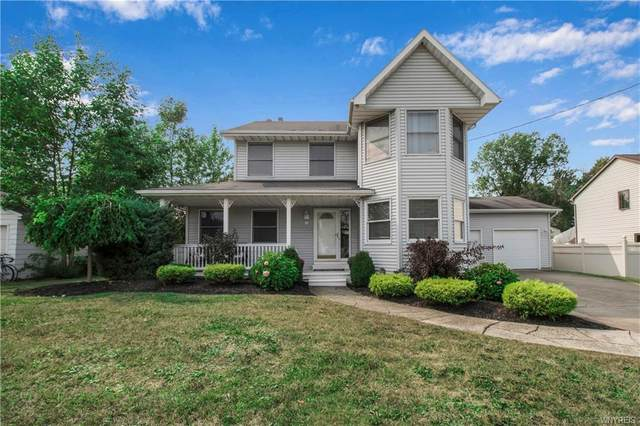 30 Bauman Road, Amherst, NY 14221 (MLS #B1295324) :: 716 Realty Group