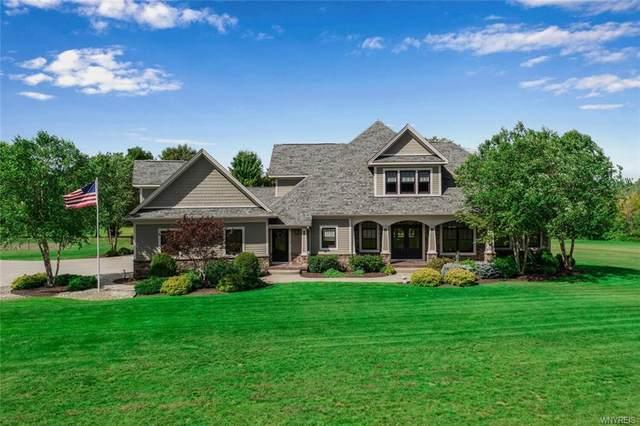 2001 Woodard Road, Elma, NY 14059 (MLS #B1295344) :: Lore Real Estate Services