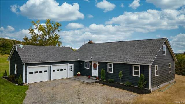 12678 Centerline Road, Wales, NY 14139 (MLS #B1295367) :: Lore Real Estate Services