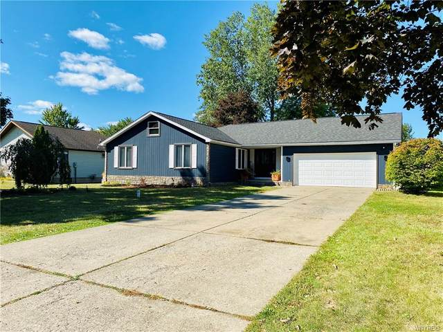 152 Continental Drive, Lockport-City, NY 14094 (MLS #B1295402) :: Lore Real Estate Services