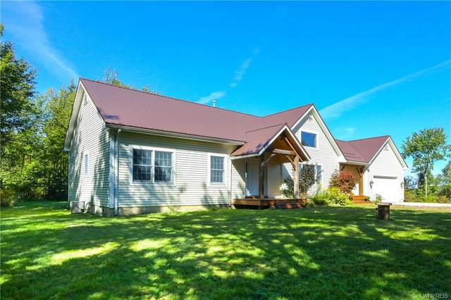 10524 Rocky Mountain Road, North Collins, NY 14111 (MLS #B1295414) :: Robert PiazzaPalotto Sold Team