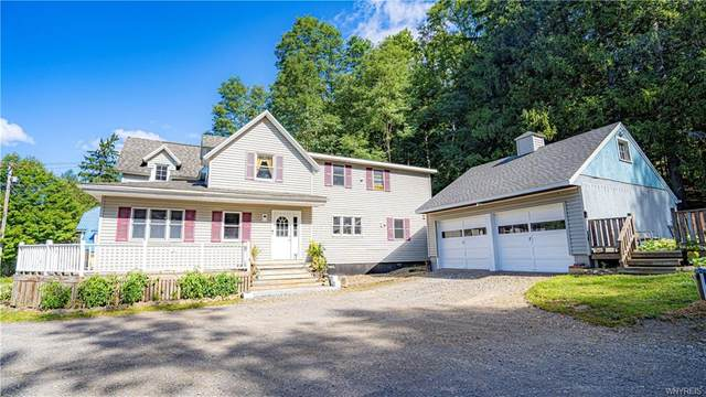 11105 E Emery Road, Wales, NY 14139 (MLS #B1295431) :: Lore Real Estate Services