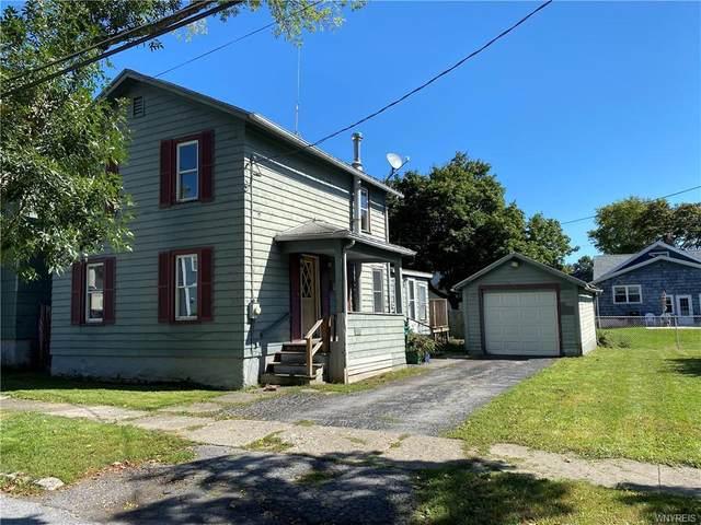 52 Columbia Ave Avenue, Batavia-City, NY 14020 (MLS #B1295462) :: Lore Real Estate Services