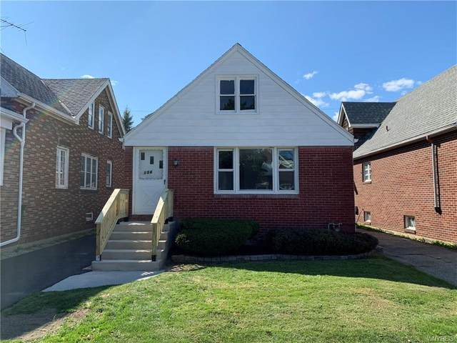 106 Pontiac Street, Buffalo, NY 14206 (MLS #B1295469) :: Lore Real Estate Services