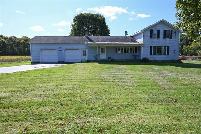 4765 Route 242, Franklinville, NY 14731 (MLS #B1295482) :: TLC Real Estate LLC