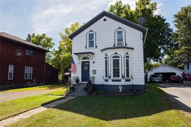 29 Buffalo Street, Attica, NY 14011 (MLS #B1295508) :: Lore Real Estate Services