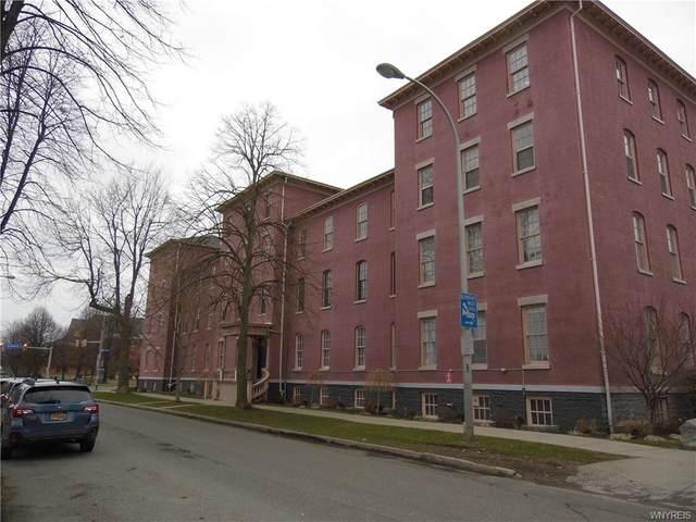 125 Edward Street 3I, Buffalo, NY 14201 (MLS #B1295528) :: Lore Real Estate Services